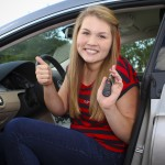 The New Brunswick government has eased restrictions on teenage drivers.