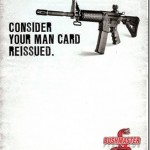 Bushmaster assault rifle ad