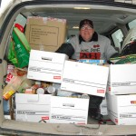 PSAC is collecting food for needy Ottawa families.