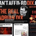 Concerned Citizens for BC's attack ad on Adrian Dix.
