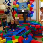 A daycare centre.