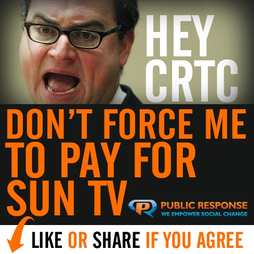 Don't Force Me To Pay For Sun TV
